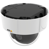 Axis M5525-E IP security camera Indoor & outdoor Dome Black, White 1920 x 1080pixels