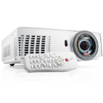 DELL S320wi 3000ANSI lumens DLP XGA (1024x768) 3D Desktop projector White