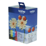 BROTHER LC-39PVP INKJET CARTRIDGE PHOTO VALUE PACK