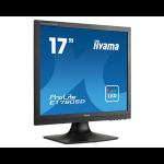 "iiyama ProLite E1780SD-B1 17"" Black"