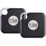 Tile Pro Black 2-Pack Bluetooth