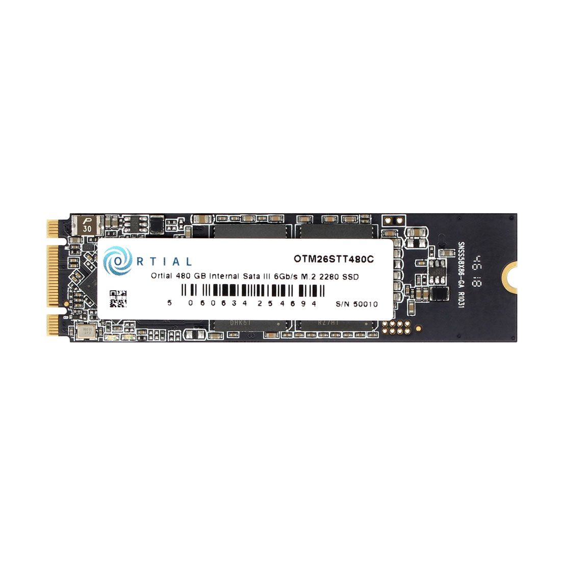 ORTIAL 480GB M.2 SSD