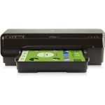 HP Officejet 7110 Wide Format ePrinter Colour 4800 x 1200DPI A3 Wi-Fi Black inkjet printer