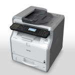 Ricoh SP 3610SF multifunctional Laser 30 ppm 1200 x 1200 DPI A4