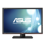 "ASUS PA248Q 24.1"" Full HD IPS Black computer monitor"
