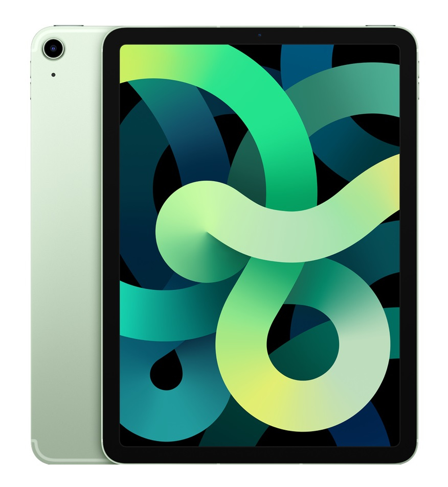 """Apple iPad Air 27.7 cm (10.9"""") 64 GB Wi-Fi 6 (802.11ax) 4G LTE Green iOS 14"""
