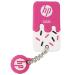 PNY HP v178p 16GB 16GB USB 2.0 Type-A Pink,White USB flash drive
