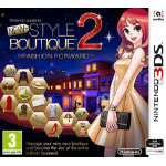 Nintendo New Style Boutique 2 - Fashion Forward, 3DS Basic Nintendo 3DS English video game