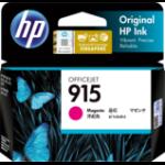 HP 915 1 pc(s) Original Standard Yield Magenta