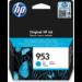 HP 953 Original Cian Rendimiento estándar