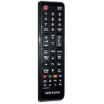 Samsung AA59-00818A IR Wireless Press buttons Black remote control