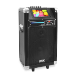 Pyle PKRK10 karaoke system Home Wired