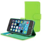 "TheSnugg B00PY12WWY 4"" Folio Green mobile phone case"