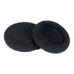 Sennheiser HZP 09 Polypropylene (PP) Black 2pcs headphone pillow