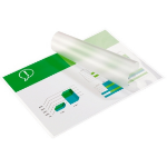 GBC Document Laminating Pouches A7 2x125 Micron Gloss (100)
