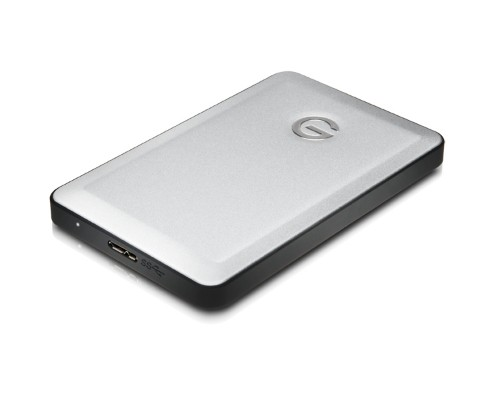 G-Technology G-DRIVE mobile USB 3.0 external hard drive 1000 GB Black,Silver