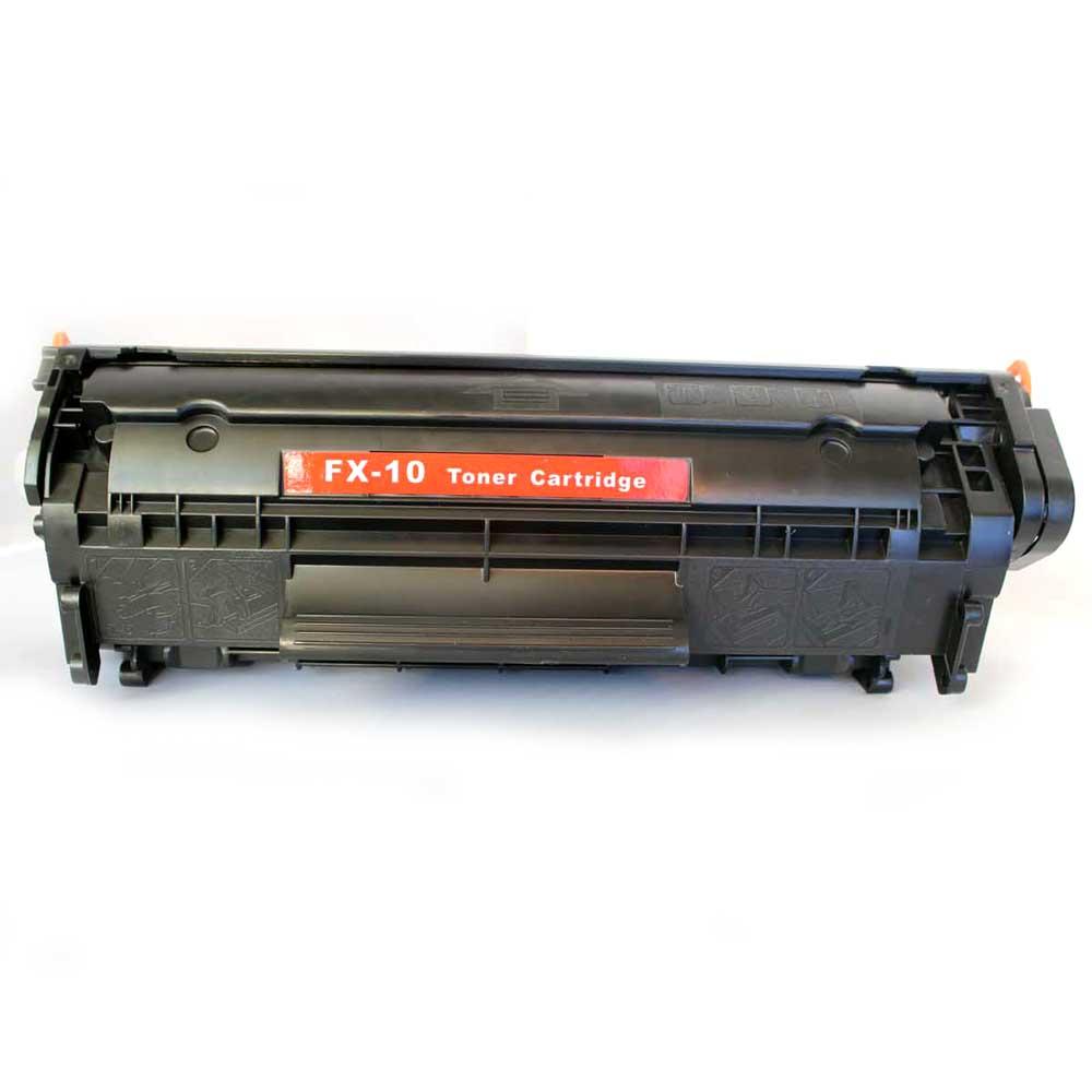 Remanufactured Canon FX-10 Black Toner Cartridge