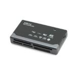 Gear Head All In One Card Reader(23:1) USB 2.0 Card Reader