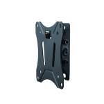 "Newstar NM-W60BLACK 30"" Black flat panel wall mount"