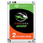 "Seagate FireCuda ST2000DX002 internal hard drive 3.5"" 2000 GB Serial ATA III Hybrid-HDD"