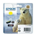 Epson Polar bear Cartucho 26 amarillo