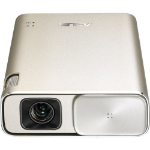 ASUS ZenBeam Go E1Z Portable projector 150ANSI lumens DLP WUXGA (1920x1200) Gold data projector
