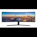 "Samsung LC49J890DKU LED display 124.2 cm (48.9"") UltraWide Full HD Curved Black"