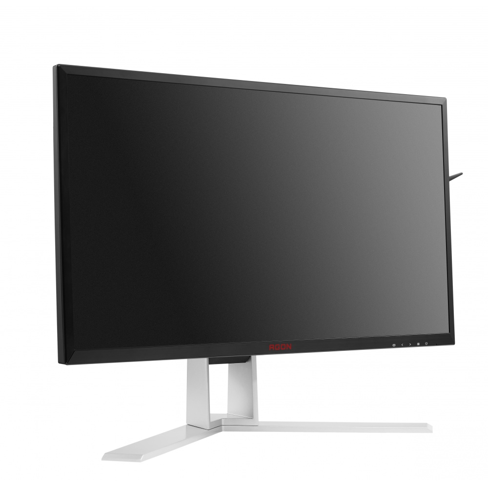 "AOC AGON AG241QG 23.8"" Wide Quad HD TN Black,Red computer monitor"