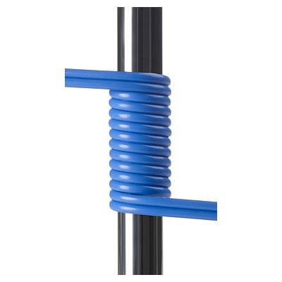 Hewlett Packard Enterprise Premier Flex LC/LC Multi-mode OM4 fibre optic cable 30 m Blue