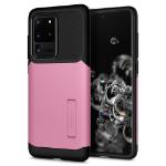 "Spigen Slim Armor mobiele telefoon behuizingen 17,5 cm (6.9"") Hoes Zwart, Roze"