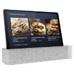 "Lenovo Smart Tab M10 HD with Alexa Built-in 64 GB 25.6 cm (10.1"") Mediatek 4 GB Wi-Fi 5 (802.11ac) Android 10 Grey, Platinum"