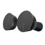 Logitech MX Sound loudspeaker 12 W Black Wired & Wireless 3.5mm/Bluetooth