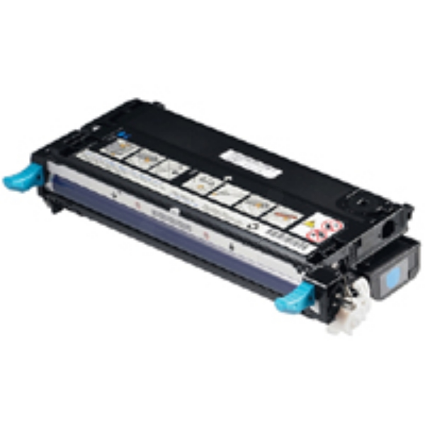 DELL 593-10166 (RF012) Toner cyan, 4K pages