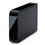 Buffalo DriveStation 1TB Velocity 1000GB Black external hard drive