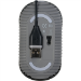 Targus Cord-Storing Optical Mouse AMU76EU