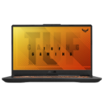 "ASUS TUF Gaming F17 FX706LI-HX200T notebook DDR4-SDRAM 43.9 cm (17.3"") 1920 x 1080 pixels 10th gen Intel® Core™ i5 8 GB 512 GB SSD NVIDIA® GeForce® GTX 1650 Ti Wi-Fi 5 (802.11ac) Windows 10 Home Black"