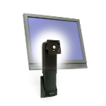 "Ergotron Neo-Flex Wall Mount Lift 24"" Black"
