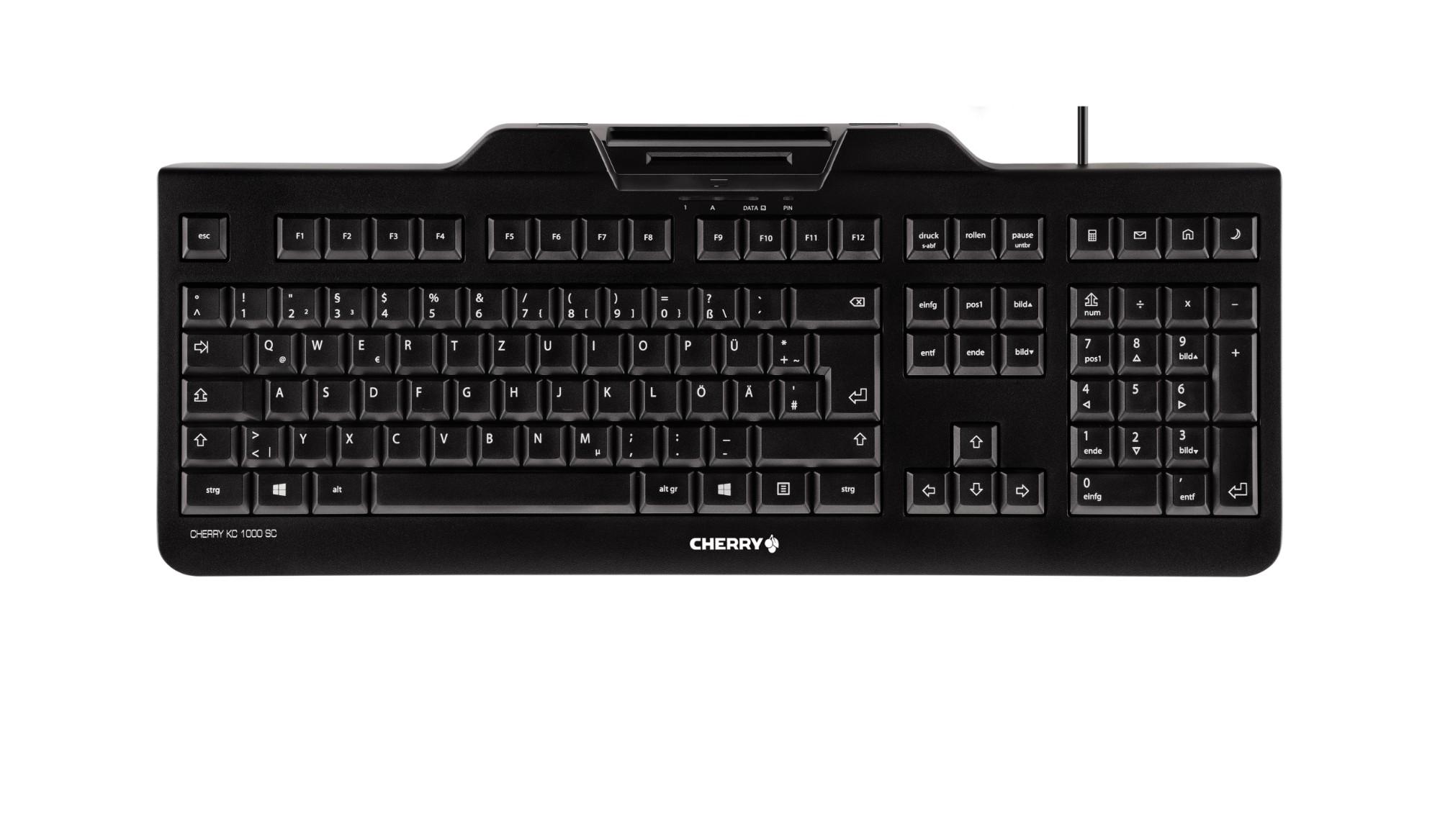 KC 1000 SC schwarz
