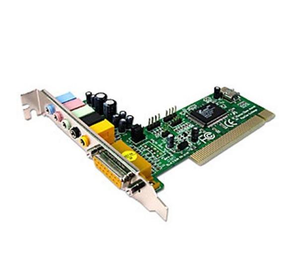 Dynamode S-PCI-6WCH audio card Internal 5.1 channels
