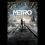 Microsoft Metro Exodus Gold Xbox One