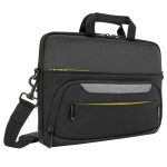 "Targus CityGear notebook case 29.5 cm (11.6"") Briefcase Black"