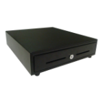 APG Cash Drawer ECD400-BLK Electronic cash drawer cash drawer