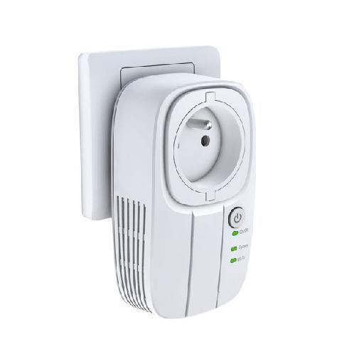 MCL DOM-PS512 enchufe inteligente Blanco 4000 W
