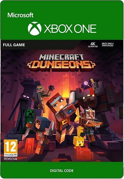 Microsoft Minecraft Dungeons Xbox One Basic