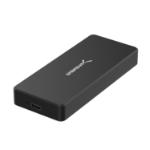 Sabrent EC-NVME-BLK storage drive enclosure M.2 SSD enclosure Black