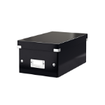 Leitz 60420095 file storage box Polypropylene (PP) Black