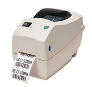 Zebra TLP2824 Plus labelprinter Direct thermisch/Thermische overdracht 203 x 203 DPI