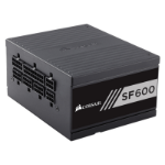 Corsair SF600 power supply unit 600 W 24-pin ATX SFX Black