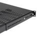 StarTech.com 1U Adjustable Mounting Depth Vented Rack Mount Shelf - Heavy Duty Fixed Rack Shelf - 250lbs / 113kg ADJSHELFHDV