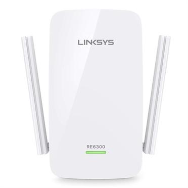 LINKSYS RE6300 AC750 BOOST WI-FI RANGE EXTENDER